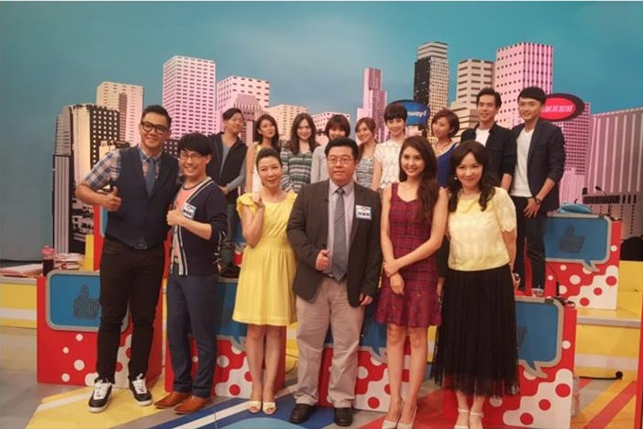 """林敬鈞醫師上TVBS""""上班這黨事""""分享雙眼皮資訊"""